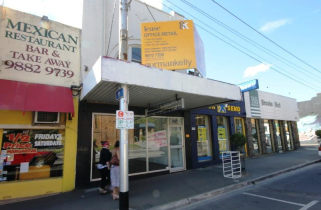 Whole Building/467 Riversdale Road, HAWTHORN EAST VIC, 3123