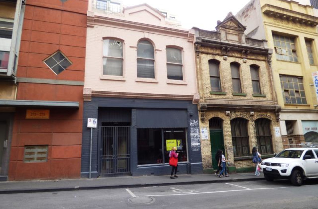 Ground Floor/277 Little Lonsdale Street, MELBOURNE VIC, 3000