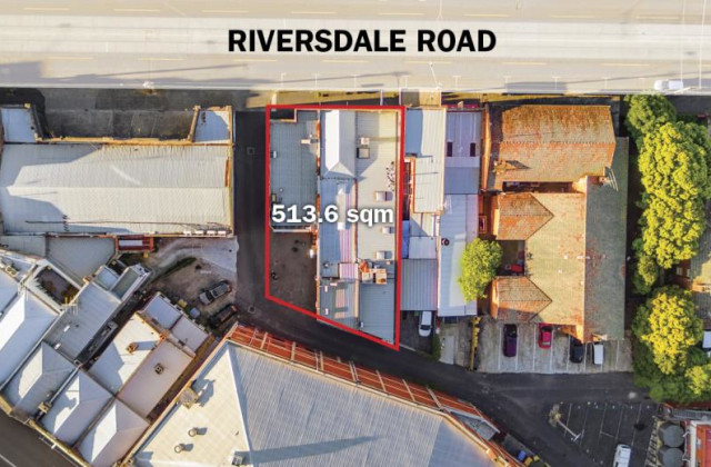 469-471 Riversdale Road, HAWTHORN VIC, 3122