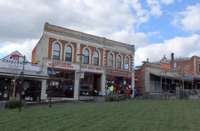 Bakery Hill City