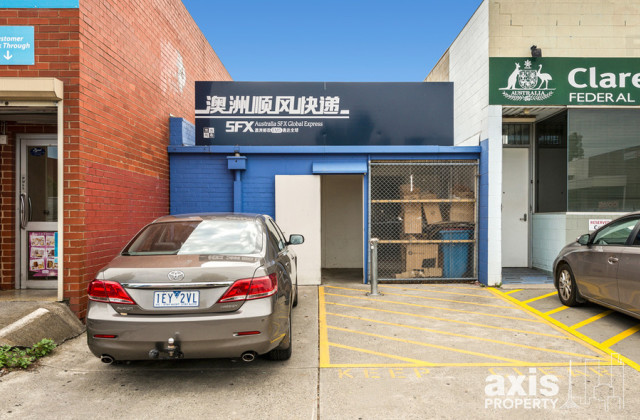 Retail 399 Clayton Road, CLAYTON VIC, 3168