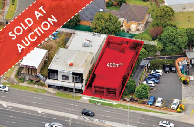608-610 Warrigal Road, MALVERN EAST VIC, 3145