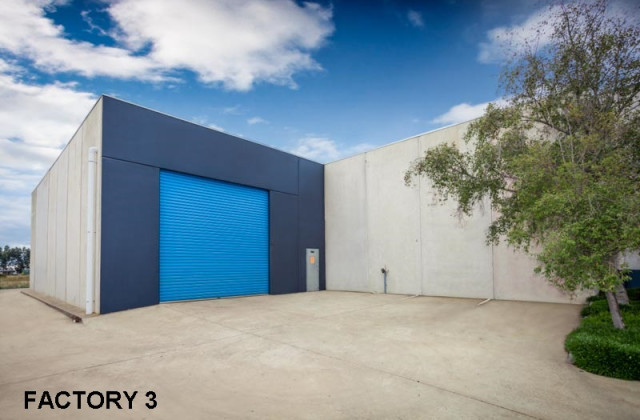 Factory 3, 76 Barry Road, NEW GISBORNE VIC, 3438