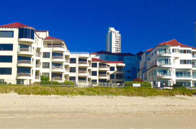 MyKonos Apartments  10/28 Old Burleigh Road, SURFERS PARADISE QLD, 4217