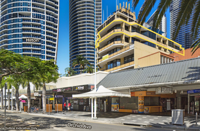 Lot 66 / 18-20 Orchid Avenue, SURFERS PARADISE QLD, 4217