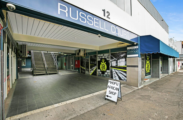 Shop 6/12 Russell Street, TOOWOOMBA CITY QLD, 4350