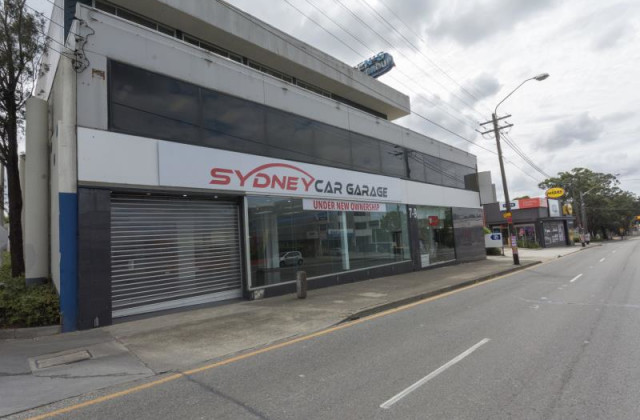 7-9 Parramatta Road, CONCORD NSW, 2137