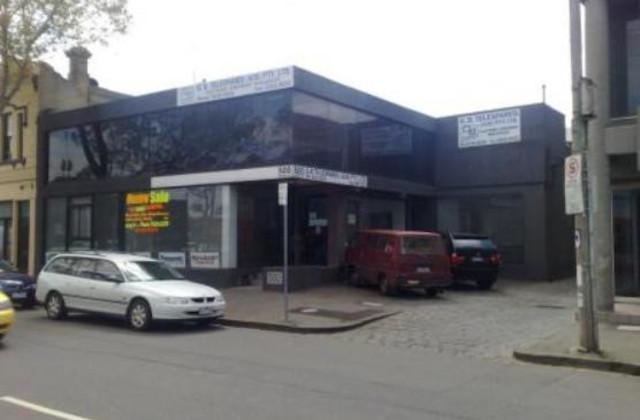 500 Spencer Street, MELBOURNE VIC, 3000