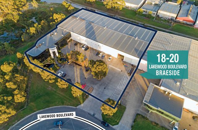 18-20 Lakewood Boulevard, BRAESIDE VIC, 3195