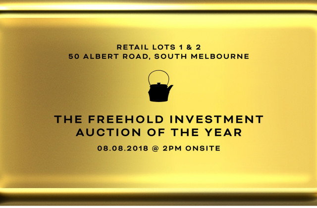 Shops 1&2, 50 Albert Road, SOUTH MELBOURNE VIC, 3205