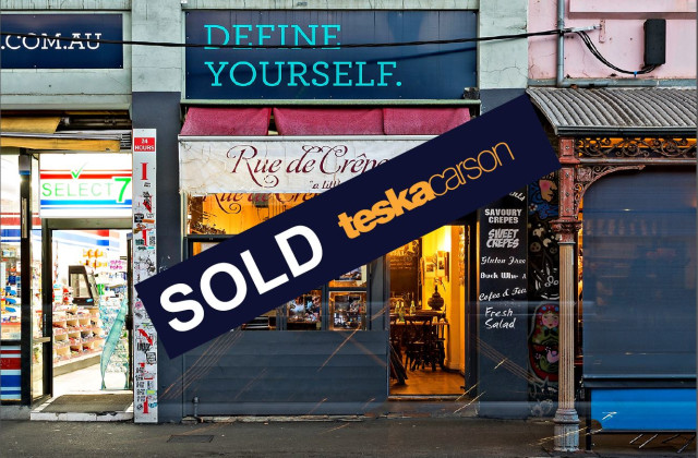 Shop 2/360 Brunswick Street, FITZROY VIC, 3065