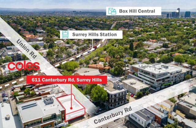 611 Canterbury Road, SURREY HILLS VIC, 3127