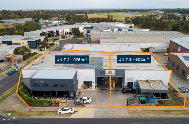 Units 2 & 3/33-35 Smith Road , SPRINGVALE VIC, 3171
