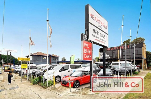 255 Parramatta Road, FIVE DOCK NSW, 2046