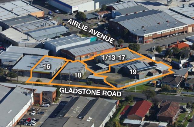 Corner of Gladstone Road & Airlie Avenue, DANDENONG VIC, 3175