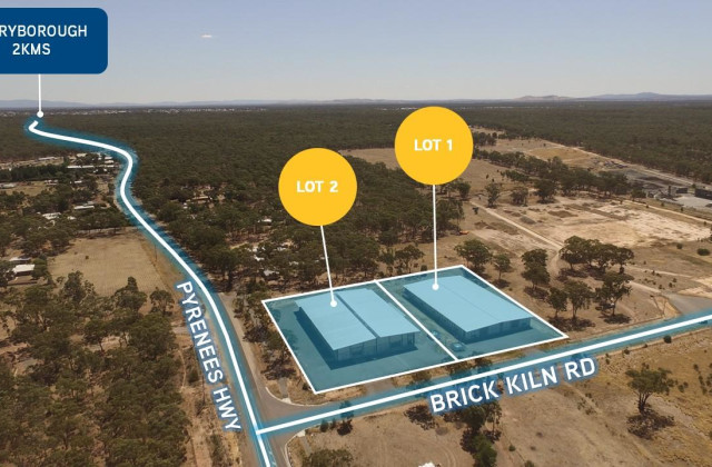 Lot 2/ 5 Brick Kiln Road, CARISBROOK VIC, 3464