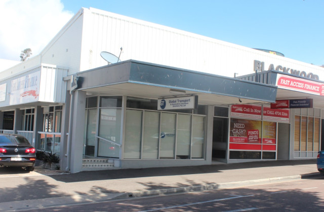 Suite 1, 58 Blackwood Street, TOWNSVILLE CITY QLD, 4810