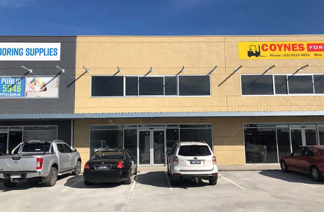 Units 2 & 3 combined/103 Fitzgerald Road, LAVERTON NORTH VIC, 3026