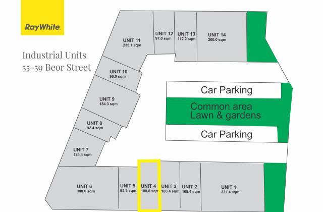 4/55-59 Beor Street, CRAIGLIE QLD, 4877