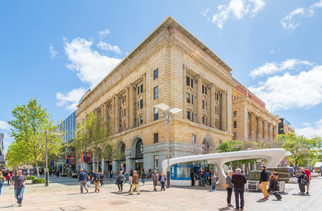 Heritage on Murray  1 Forrest Place, PERTH WA, 6000