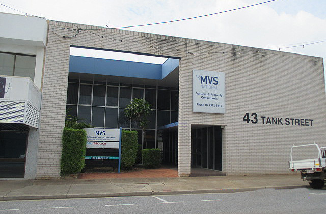 SUITE 4, 43 TANK STREET, GLADSTONE CENTRAL QLD, 4680