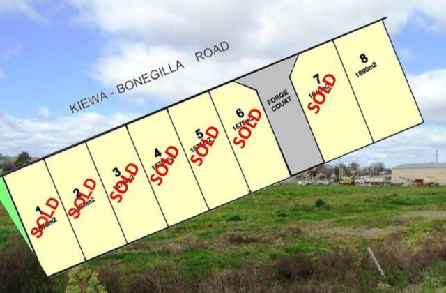 Lot 8  Kiewa  Bonegilla Road, TANGAMBALANGA VIC, 3691