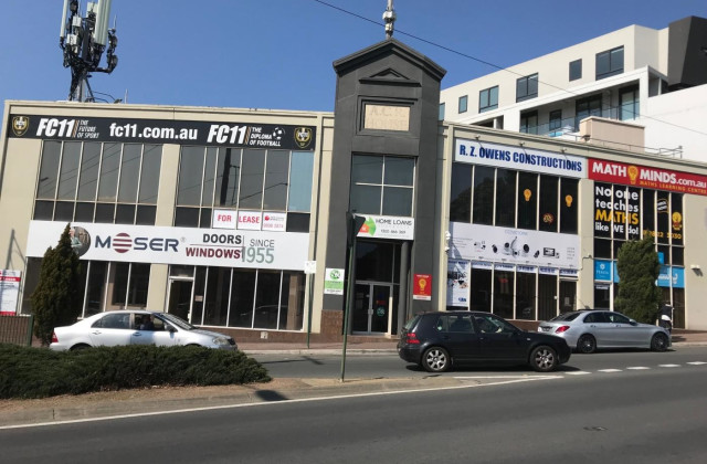 shop 3 & Suite 4/2 Whitehorse Road, BLACKBURN VIC, 3130