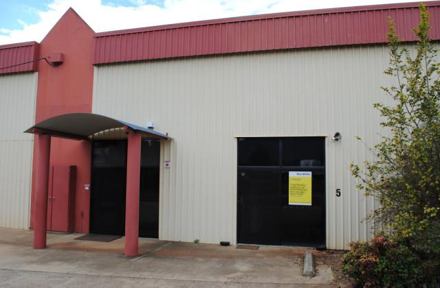 12 Brook Street - Shed 5, NORTH TOOWOOMBA QLD, 4350