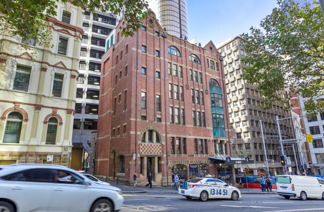 6 Desks/36 Grosvenor Street, SYDNEY NSW, 2000