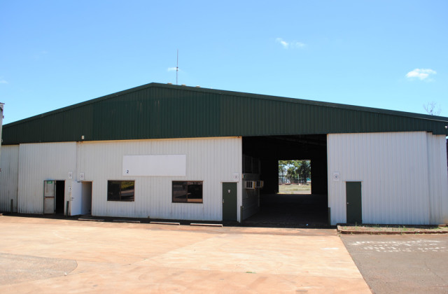 311-313 Taylor Street - Shed 2, WILSONTON QLD, 4350
