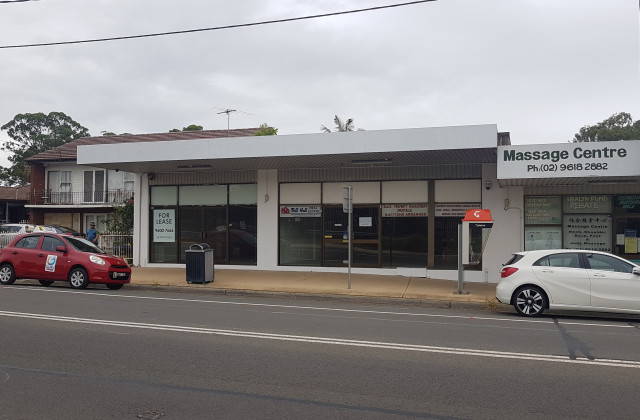 Shop 2/70 Railway Parade, GLENFIELD NSW, 2167
