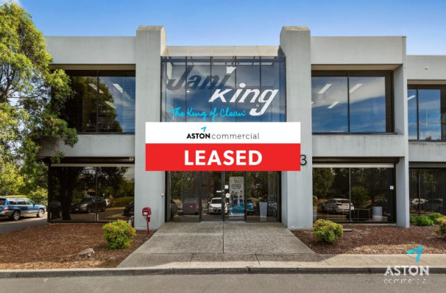 First Floor, 13 Business Park Dive, NOTTING HILL VIC, 3168