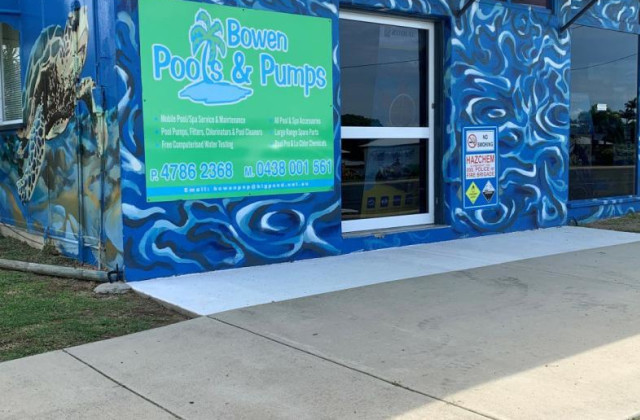 119 Herbert Street - Bowen Pools & Pumps , BOWEN QLD, 4805