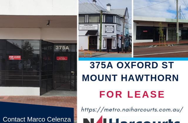 375A Oxford Street, MOUNT HAWTHORN WA, 6016