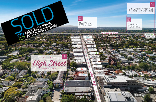 941-951 High Street, ARMADALE VIC, 3143