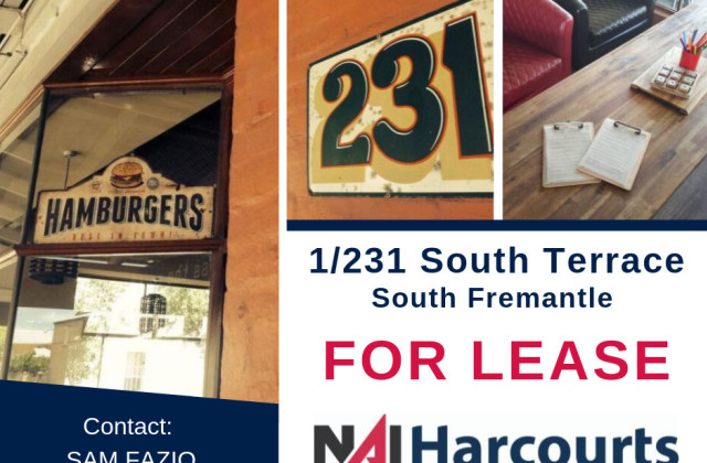 1/231 South Terrace, SOUTH FREMANTLE WA, 6162