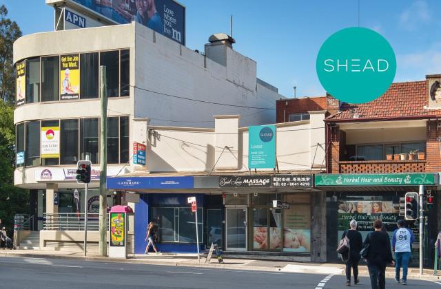 Suite 11/6-8 Pacific Highway, ST LEONARDS NSW, 2065
