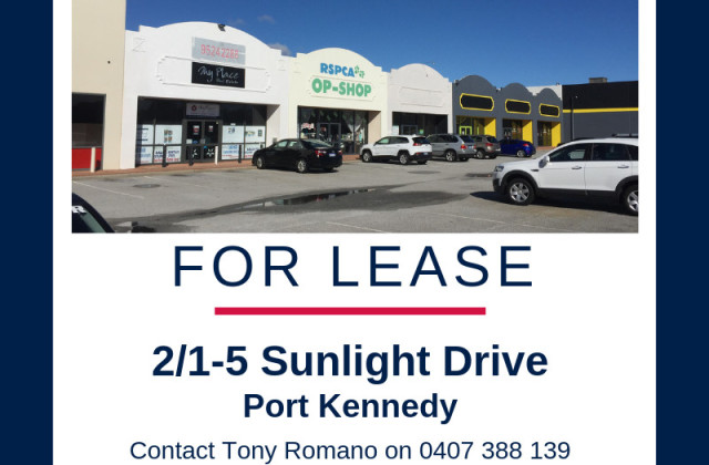 2/1-5 Sunlight Drive, PORT KENNEDY WA, 6172