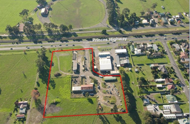 Lot 1 Princes Highway, TRAFALGAR VIC, 3824
