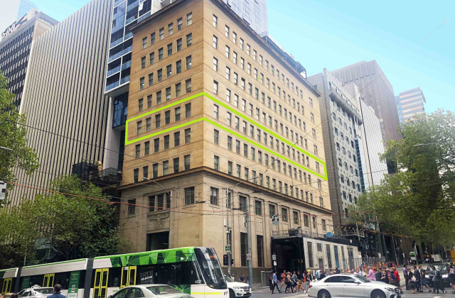 460 Collins Street, MELBOURNE VIC, 3000