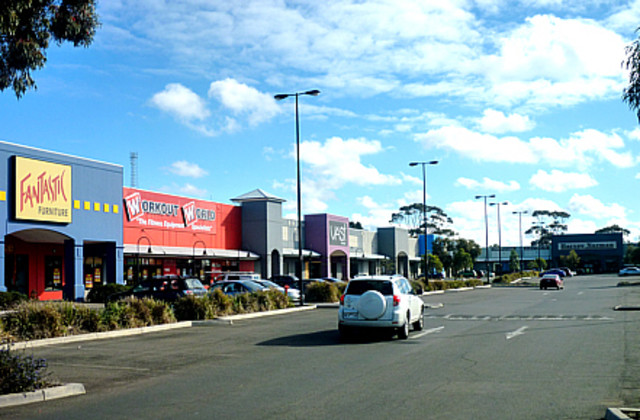 201-219 (Harvey Norman Centre) Old Geelong Road, HOPPERS CROSSING VIC, 3029