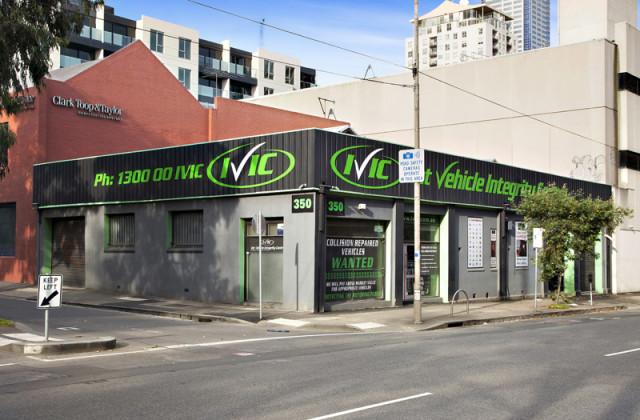 350-352 Spencer Street (Corner of Jeffcott St), WEST MELBOURNE VIC, 3003