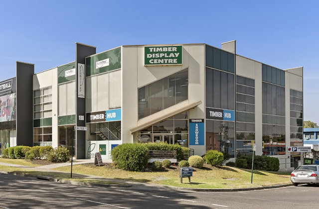 Building 1/180 Whitehorse Road, BLACKBURN VIC, 3130
