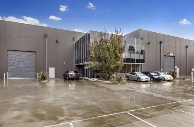 Building 8/621 Whitehorse Road, MITCHAM VIC, 3132