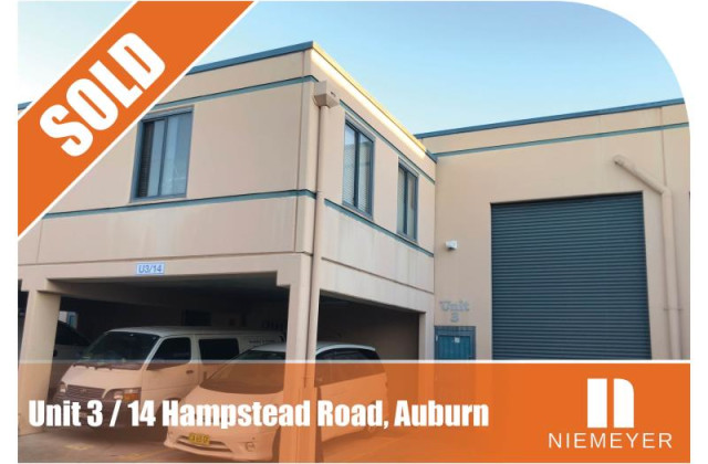 14 Hampstead Road, AUBURN NSW, 2144