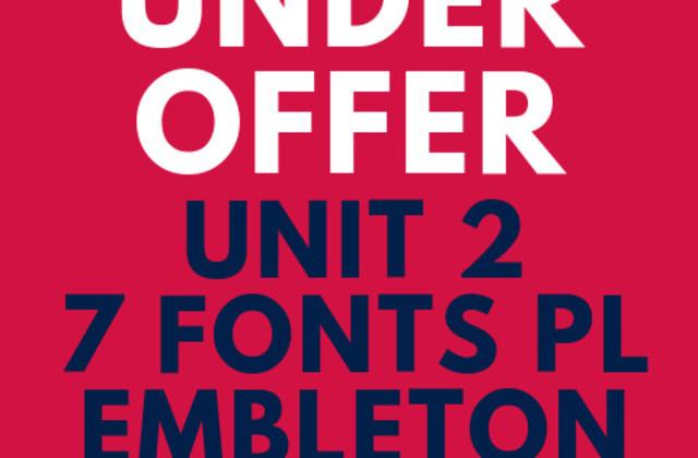 2/7 Fonts Place, EMBLETON WA, 6062