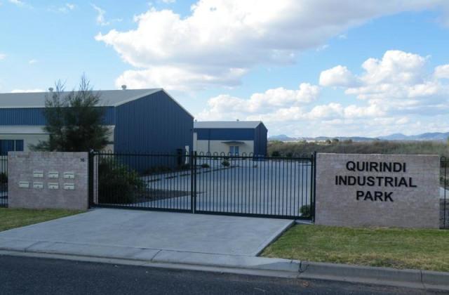 16 Industrial Drive, QUIRINDI NSW, 2343