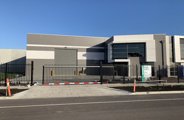 10 Industrial Circuit, CRANBOURNE WEST VIC, 3977