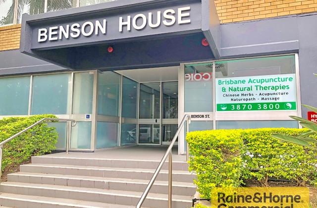 33a/2 Benson Street, TOOWONG QLD, 4066