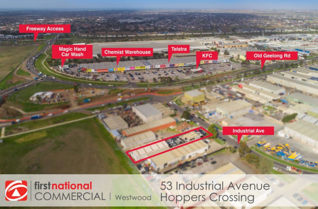 53 Industrial Avenue, HOPPERS CROSSING VIC, 3029